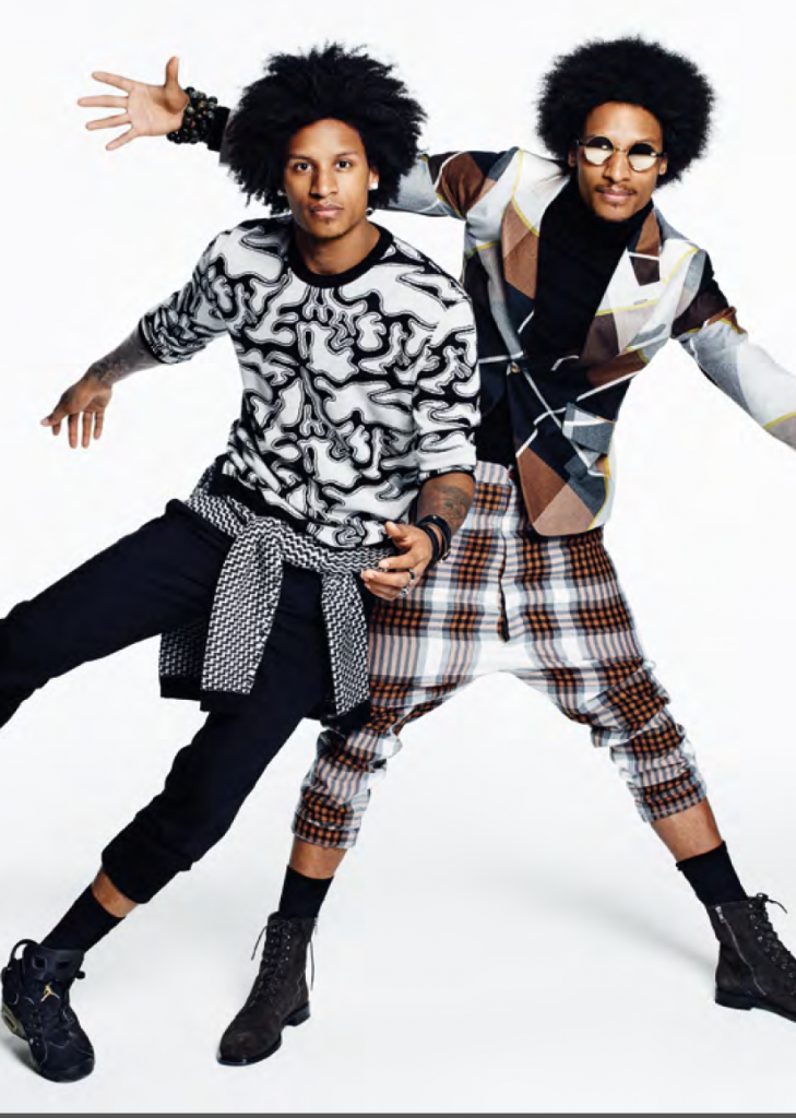 Capture Les Twins