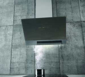 Gorenje by Starck, hood with AdaptTech venting feature
