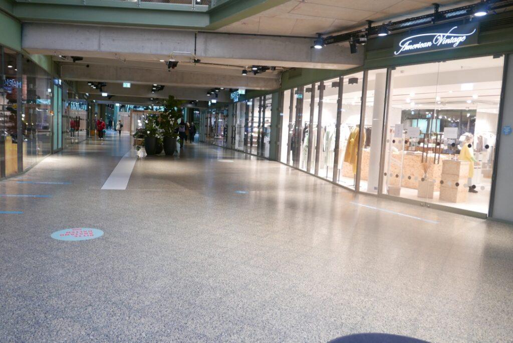 Dead Bikini Shopping Area