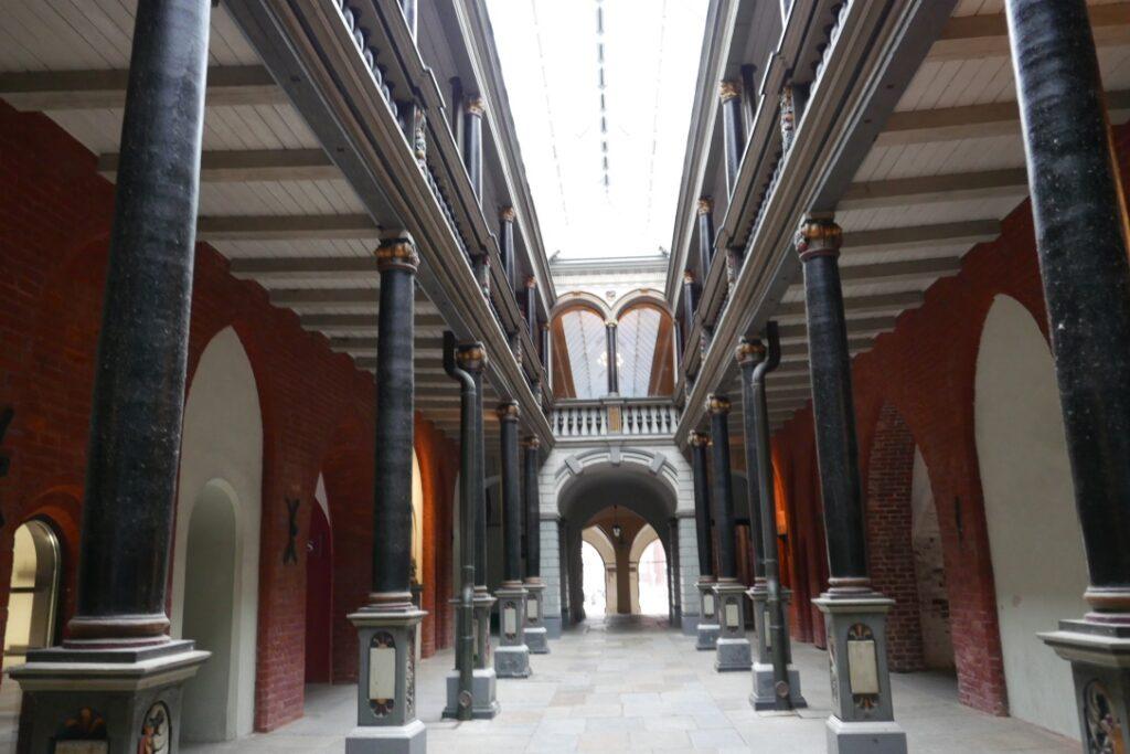 City Hall Passage