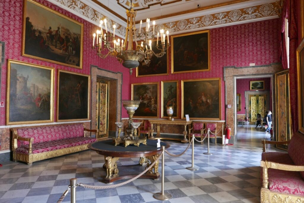 Royal Palace Sitting Room